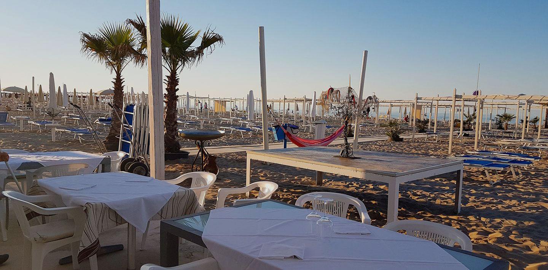 Colazione al mare Riccione
